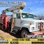 Foto Grua Titan 22 Tons Camion International 2002