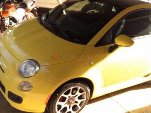 Foto Fiat 500 2012 42000
