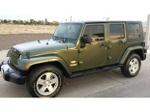 Foto 2008 jeep wrangler unlimited sahara 4x4...