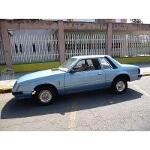 Foto Ford Mustang 1980 Gasolina en venta - Gustavo...