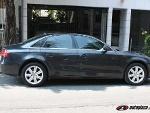 Foto Audi A4 2009 4p Luxury 2.0l Multitronic Piel Front