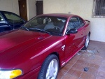 Foto Ford Mustang 1997