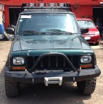 Foto Jeep cherokee 4x4 equipada para todo terreno