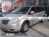 Foto Chrysler Town & Country, Color Plata / Gris,...