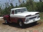 Foto Chevrolet Pick up apache Pickup 1960