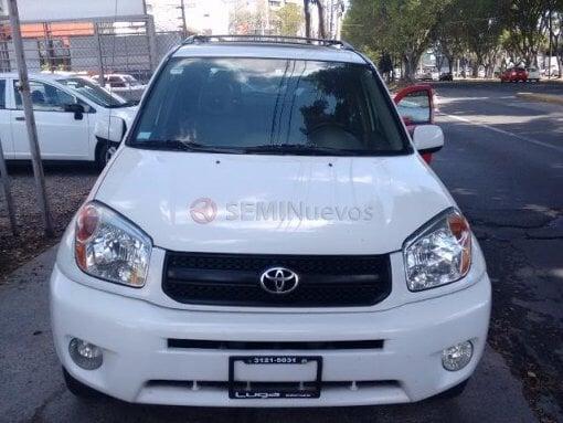 Foto Toyota RAV4 2005 85000