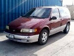 Foto Nissan quest 1996
