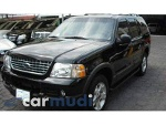 Foto Ford Explorer 2003, Color Negro, Distrito Federal