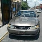 Foto Bonito Mustang convertible Americano