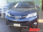Foto Toyota rav4 5p 2.5 limited platinum awd at 2014