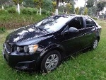 Foto Chevrolet sonic lt en México