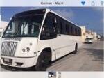 Foto MER1003- - Autobus International 2007 Largo...