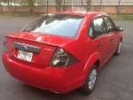 Foto Ford fiesta ikon sedan version first estandar 11
