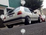 Foto Volkswagen golf fbu gl posible cambio -90