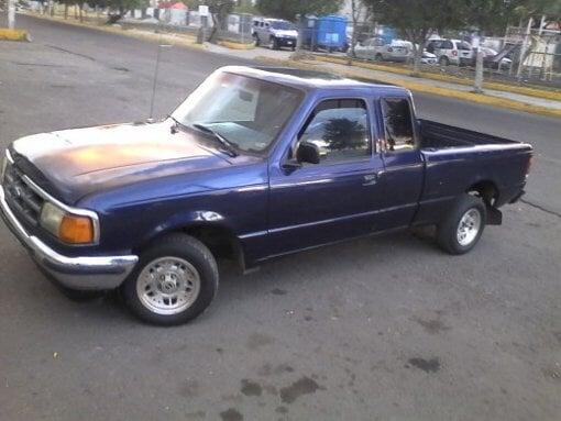 Foto Vendo Excelente Ranger (Cabina Y 1/2) estándar,...