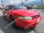 Foto Auto Ford MUSTANG 2002