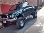 Foto TOYOTA 4X4, PICK UP, nissan, ford, chevrolet