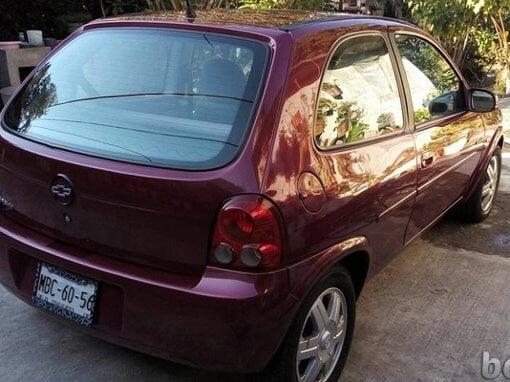 Foto 2007 Chevrolet chevy, Toluca, Estado de México