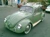 Foto Volkswagen Sedan Clasico 1966 Factura Original,...