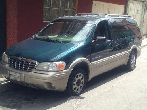 Foto Chevrolet Modelo Venture año 1998 en Iztapalapa...