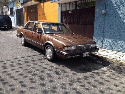 Foto Chevrolet Modelo Celebrity año 1987 en...