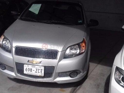Foto Chevrolet Aveo 2012 65600