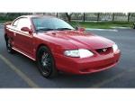Foto Mustang gt 96 rojo