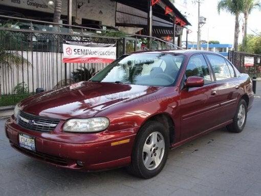 Foto Chevrolet Malibu 2003 85000