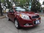 Foto Chevrolet Aveo 4p LTZ L4/1.6 Man 2014 en...
