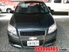 Foto Chevrolet aveo 4p 1.6 MT B 2012