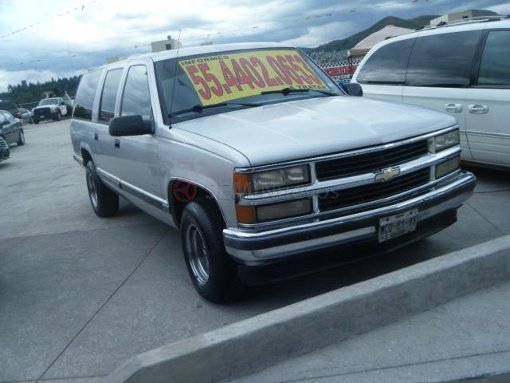 Foto Chevrolet Suburban 1994 200000
