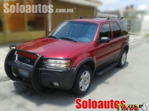 Foto FORD Escape 5p XLT 2004