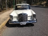 Foto Mercedes benz placas de carro antiguo