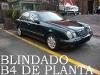 Foto Mercedes Benz E430 2002 Blindado B4 De Planta...