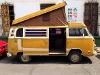 Foto Vw Combi Westfalia Modelo Alemana Volkswagen