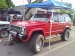 Foto Cherokee: motor 350 chevrolet alterado...