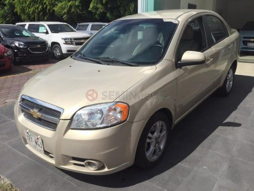 Foto Chevrolet Aveo 2009 120700