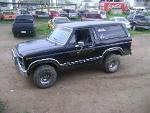 Foto Ford Bronco 1982