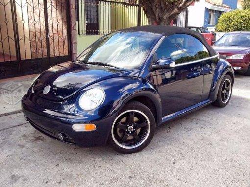 Foto Beetle cabrio turbo standard