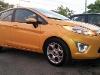 Foto Ford Fiesta SES 2011 color mostaza