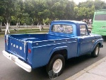 Foto Camioneta Ford clasica f modelo original