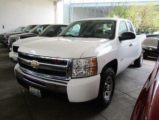 Foto Chevrolet Cheyenne 2009