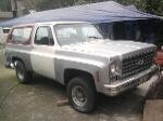 Foto Chevrolet Modelo Blazer año 1975 en Tlalpan...