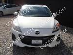 Foto Auto Mazda 3 2012