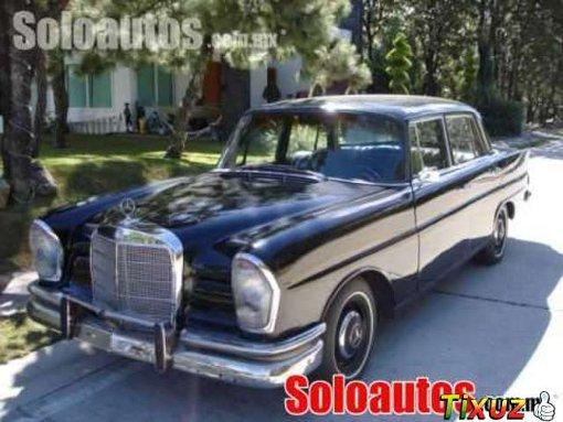 Foto Mercedes benz cl class 4p 1964 220