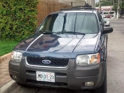 Foto Ford Escape 2001 140000