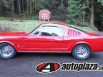 Foto Ford Mustang 1965 2p Coupe