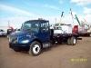 Foto Camion Con Plataforma de Volteo Freightliner M2