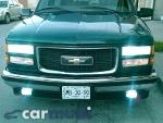 Foto Chevrolet Silverado 2500 Pick Up 1997, Color...