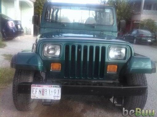 Foto 1994 Jeep wrangler, Juarez, Chihuahua